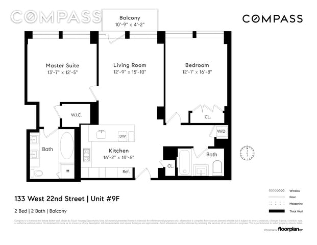 133 West 22nd Street 9-F Chelsea New York NY 10011